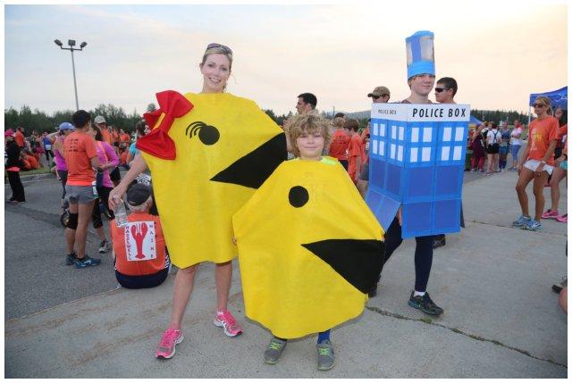 Mr & Mrs. PacMan (Tracy Richardson)